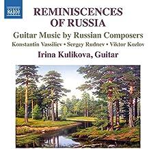 Reminiscences of Russia - Tre Immagini della foresta, La principessa dei cigni