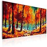 murando handgemalte Bilder Baum Landschaft 120x80cm Gemälde 1 TLG c-B-0169-b-a