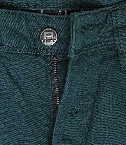 Reell Skin Stretch Jeans Tundra Blue