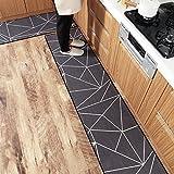 Kelly' Harvest House Rutschfeste Küchenmatte Fußmatte Läufer Teppich, Badezimmer Teppiche Teppich, Anti-Rutsch-Bereich Teppich Esszimmer Home Schlafzimmer Teppich Bodenmatte