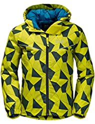 Jack Wolfskin Kinder Floating Ice Jacket Kids Jacke Wattiert