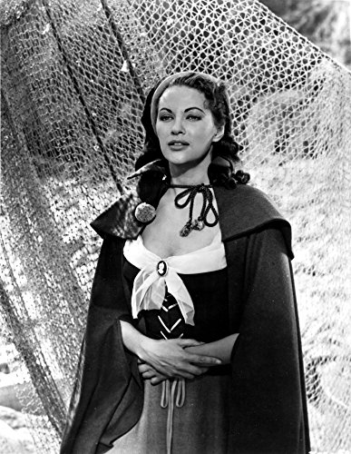 The Poster Corp Yvonne Decarlo Posed in Little -