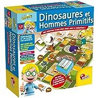 Lisciani dinosaurios y hombres primitifs I 'm a genius Talent School, fr66261