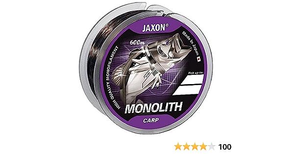 JAXON MONOLITH FEEDER 150m Angelschnur Spule Monofile Schnur Mono Ø 0,16-0,35mm