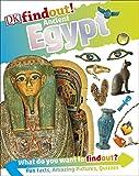Ancient Egypt (DK Eyewonder) (DKfindout!)