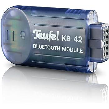 Teufel Impaq 8000 USB WLAN Adapter Schwarz: Amazon.de: Elektronik