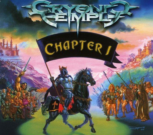 Cryonic Temple: Chapter I (Audio CD)