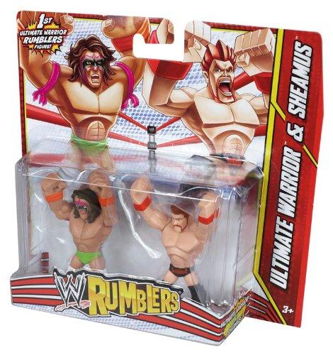 Mattel WWE Sheamus Action Figure