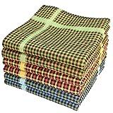 Eigenmarke Taschentücher 6 Stück ca.40x40cm reine Baumwolle Jack