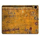 Eric de bureau vintage–Bureau École personnalisée Tapis de souris (5mm d'épaisseur)....