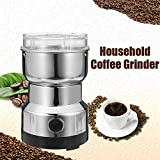 Skymore 150W Electric Coffee Grinder,For Coffee Bean Nut Spice Grinder ,Stainless Steel Blades APP 100g Capacity