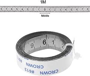 Rollbandmass Selbstklebendes Maßband unterschiedliche Form zum auswählen