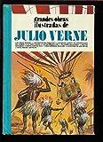 GRANDES OBRAS ILUSTRADAS DE JULIO VERNE. TOMO 2: LAS INDIAS NEGRAS / LOS PIRATAS DEL HALIFAX / LA CASA DE VAPOR / EL ARCHIPIELAGO EN LLAMAS / EL RAYO VERDE / LOS HERMANOS KIP / UN DRAMA EN LIVONIA / HECTOR SERVADAC / NORTE CONTRA SUR / ..