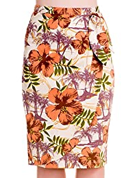 Corte de conejo KAILA Pencil Skirt falda lápiz 5344
