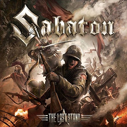 Sabaton: The Last Stand (Ltd. Edition CD/DVD im DigiPak) (Audio CD)