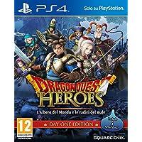 Dragon Quest Heroes: L'Albero del Mondo e Le Radici del Male - Day-One Edition - PlayStation 4