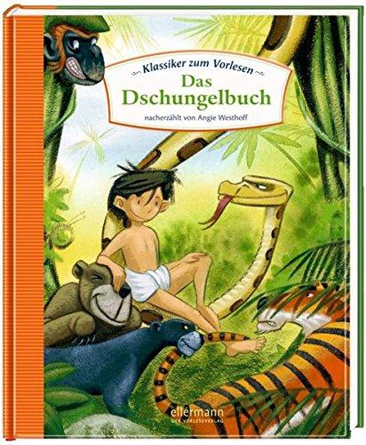 dschungelbuch buch Klassiker zum Vorlesen - Das Dschungelbuch