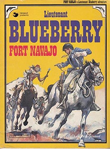 Lieutenant Blueberry