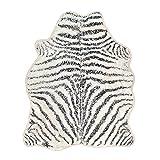 Zebra Berber Teppich Bath Mat Bad Teppich 85x100cm