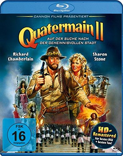 Bild von Quatermain 2 - Auf der Suche nach der geheimnisvollen Stadt [Blu-ray]