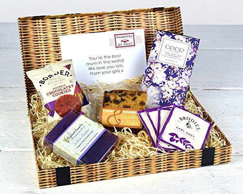 Scottish Hampers by Post - Taste of Scotland