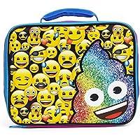 Preisvergleich für Emoji-Full Of Emoji-Blau Isolierte Lunch Kit