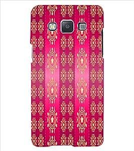 ColourCraft Colour Pattern Back Case Cover for SAMSUNG GALAXY E5