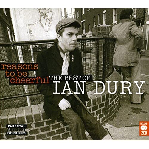 Ian dury and the blockheads amazon reasons to be cheerful the best of ian dury solutioingenieria Image collections