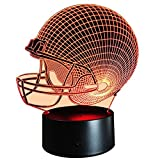 InnoWill Football Americano Caschi Regalo Mood Light 7Colori