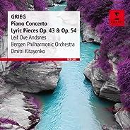 Grieg: Piano Concerto & Lyric Pi