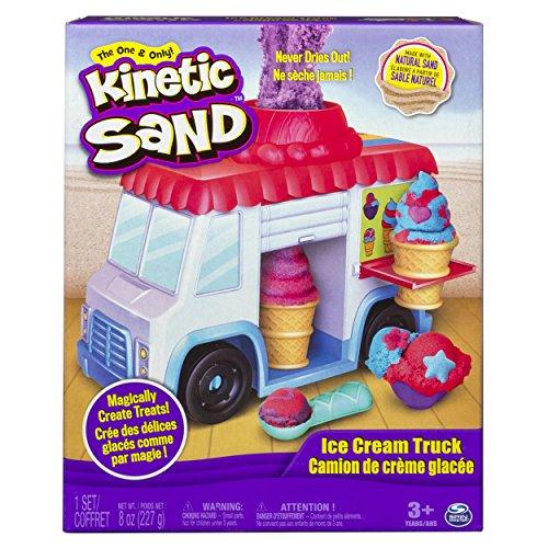 Kinetic 6035805 Sand - Camión para Helado