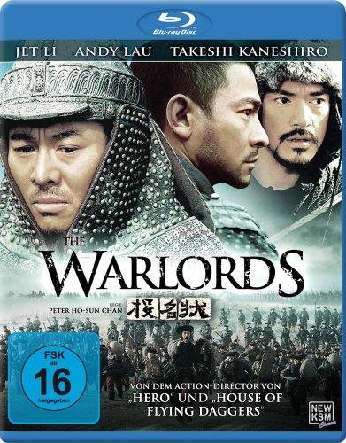 Bild von The Warlords [Blu-ray]