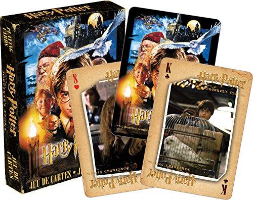 Juego de cartas Harry Potter & the Sorcerer's Stone