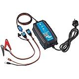 Victron Energy BlueSmart batteriladdare IP65 12/15 med inbyggd Bluetooth för alla batterityper 12 V 15A BPC121531064R