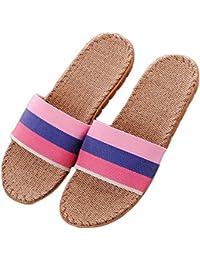 DWW-pantofole Sandali da uomo in pelle antiscivolo in gomma per esterni in pelle estiva da spiaggia ( Colore : A , dimensioni : EUR:39 )