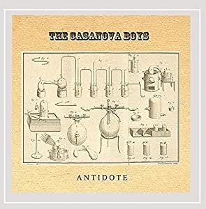 antidote the casanova boys musique. Black Bedroom Furniture Sets. Home Design Ideas