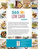 365 Low-Carb-Rezepte: Low Carb Rezepte für ein ganzes Jahr -