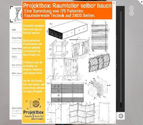 Raumteiler Selber Bauen: Deine Projektbox Inkl. 176 Original Patenten  Bringt Dich Mit Spaß