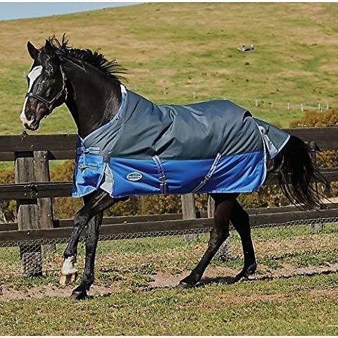 ComFiTec Premier Thinsulate Blanket 81 Grey/Blue by ComFiTec