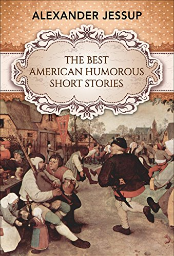 The Best American Humorous Short Stories (English Edition)