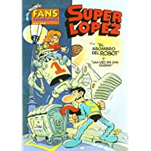 Amazon.es: Super Lopez - Tapa blanda