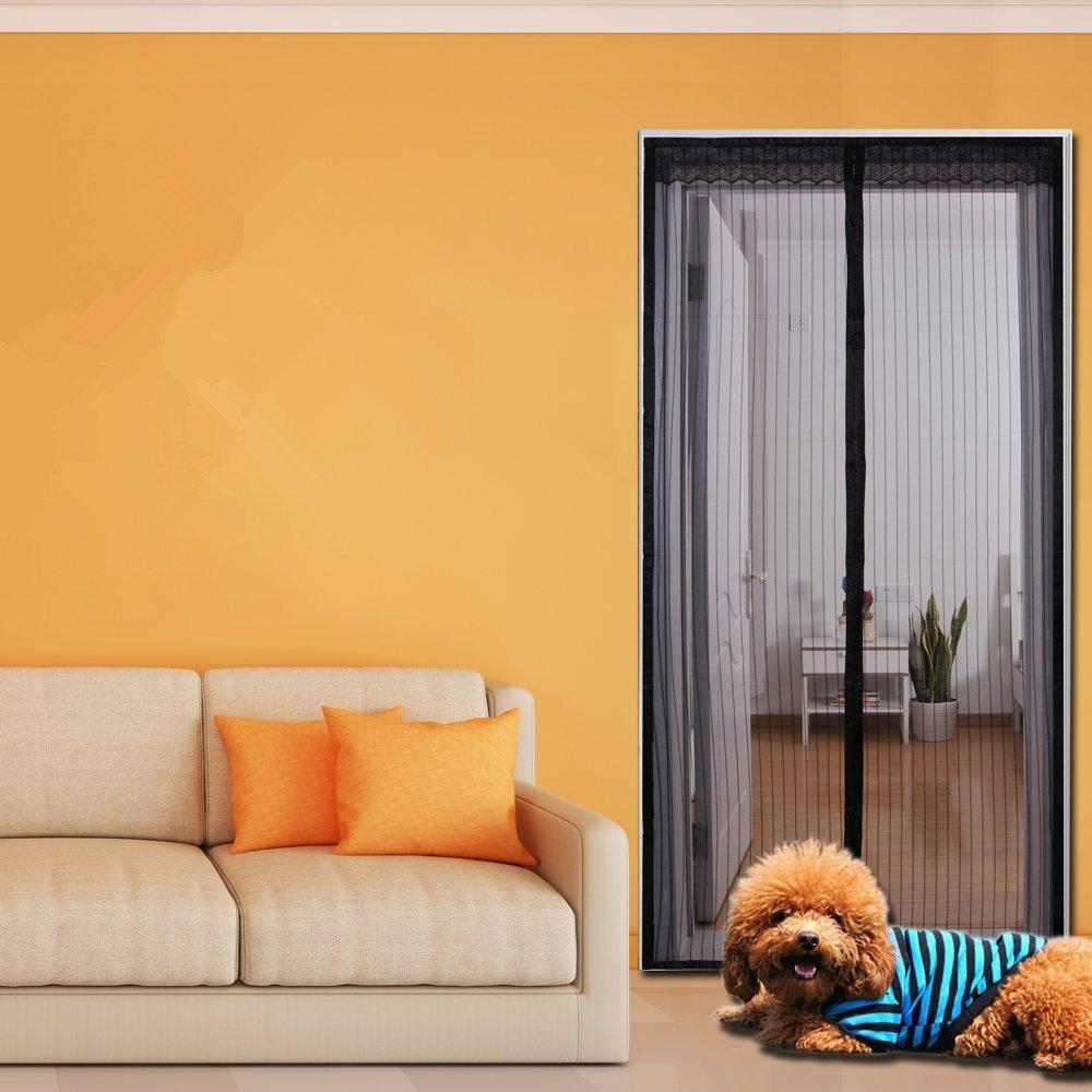 fliegengitter t r insektenschutz magnet fliegenvorhang moskito vorhang 9. Black Bedroom Furniture Sets. Home Design Ideas
