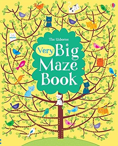 Big Book of Big Mazes