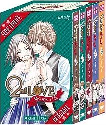 2nd Love, Intégrale Tomes 1 à 5 :