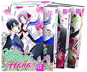 Takane et Hana Starter Pack Tomes 1 à 3