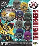 Rellenos de bolsa de fiesta - TRANSFORMERS Bouncy Ball Heads - Paquete de 10 divertidos juguetes de fiesta o rellenos de carga