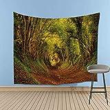 MAFYU Hohe Qualität Wandteppiche TV Wand Hintergrunddekoration hängenden Tuch