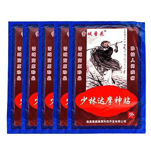 Externe Schmerzlinderung (Chinesische Schmerzlinderung Pflaster Relief Rheuma Gelenkschmerzen Schmerzen Relief Patch Medical Pflaster Rückenschmerzen)