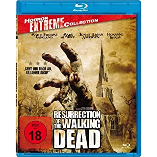 Resurrection of the Walking Dead - Horror Extreme Collection [Blu-ray]