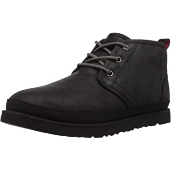 fafa226f8 UGG Men's Neumel Waterproof Chukka Boot, Black, 7 Medium US: Amazon ...